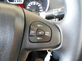 2018 Mazda BT-50 UR0YG1 XT 4x2 Hi-Rider White 6 Speed Sports Automatic Cab Chassis
