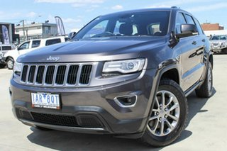 2013 Jeep Grand Cherokee WK MY2014 Laredo Grey 8 Speed Sports Automatic Wagon.