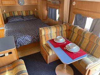 2004 Western Caravans Pilbara Caravan