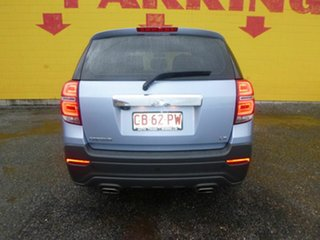 2014 Holden Captiva CG MY14 7 LS Blue 6 Speed Sports Automatic Wagon