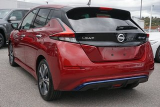 2019 Nissan Leaf ZE1 Red 1 Speed Reduction Gear Hatchback