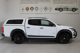 2020 Holden Colorado RG MY20 Z71 Pickup Crew Cab White 6 Speed Sports Automatic Utility.