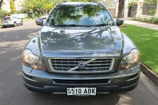 2008 Volvo XC90 MY09 D5 Black 6 Speed Automatic Geartronic Wagon.