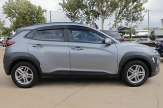 2019 Hyundai Kona OS.2 MY19 Active 2WD Silver 6 Speed Sports Automatic Wagon.