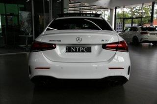 2020 Mercedes-Benz A-Class A35 AMG SPEEDSHIFT DCT 4MATIC White 7 Speed Sports Automatic Dual Clutch