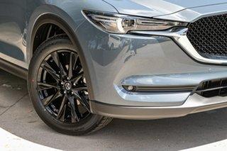 2021 Mazda CX-5 CX-5 Polymetal Grey Wagon.