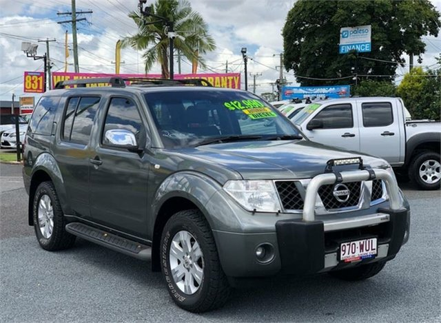 Used Nissan Pathfinder R51 ST Archerfield, 2006 Nissan Pathfinder R51 ST Grey 5 Speed Sports Automatic Wagon