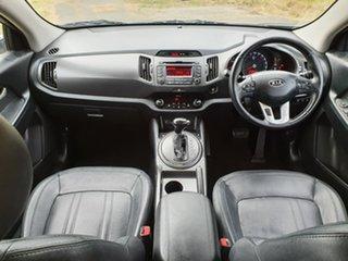 2012 Kia Sportage SL Platinum Silver Sports Automatic Wagon