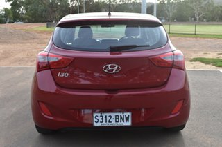 2016 Hyundai i30 GD4 Series II MY17 Active Red 6 Speed Sports Automatic Hatchback.