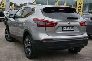 2019 Nissan Qashqai J11 Series 2 ST-L X-tronic Silver 1 Speed Constant Variable Wagon