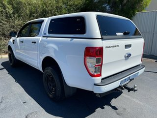 2019 Ford Ranger PX MkIII 2019.75MY XL White 6 Speed Sports Automatic Double Cab Pick Up