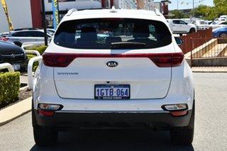 2019 Kia Sportage QL MY19 Si 2WD Premium White 6 Speed Sports Automatic Wagon