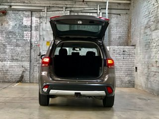2015 Mitsubishi Outlander ZK MY16 XLS 2WD Bronze 6 Speed Constant Variable Wagon