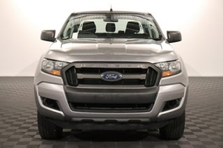 2015 Ford Ranger PX MkII XL Hi-Rider Grey 6 speed Automatic Utility.