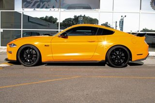 2019 Ford Mustang FN 2019MY GT Orange 6 Speed Manual Fastback