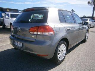 2009 Volkswagen Golf VI 90TSI Trendline Grey 6 Speed Manual Hatchback