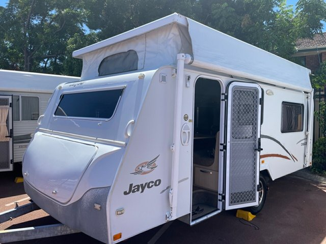 Used Jayco Discovery St James, 2011 Jayco Discovery Pop-top