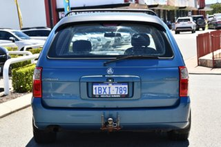 2005 Holden Commodore VZ Executive Blue 4 Speed Automatic Wagon