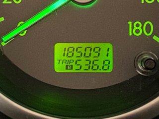 2007 Mazda BT-50 UNY0E3 SDX Freestyle Blue 5 Speed Manual Utility