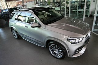 2019 Mercedes-Benz GLE-Class V167 GLE300 d 9G-Tronic 4MATIC Silver 9 Speed Sports Automatic Wagon