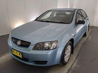 2007 Holden Commodore VE Omega Blue 4 Speed Automatic Sedan.