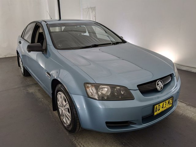 Used Holden Commodore VE Omega Maryville, 2007 Holden Commodore VE Omega Blue 4 Speed Automatic Sedan