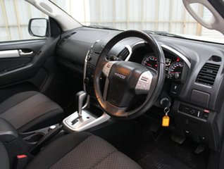 2016 Isuzu MU-X MY15 LS-M Rev-Tronic White 5 speed Automatic Wagon.