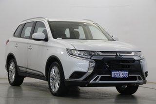 2019 Mitsubishi Outlander ZL MY19 ES 2WD Starlight 6 Speed Constant Variable Wagon