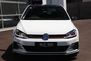 2020 Volkswagen Golf GTI TCR DSG White 6 Speed Automatic Hatchback.