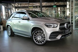 2019 Mercedes-Benz GLE-Class V167 GLE300 d 9G-Tronic 4MATIC Silver 9 Speed Sports Automatic Wagon.