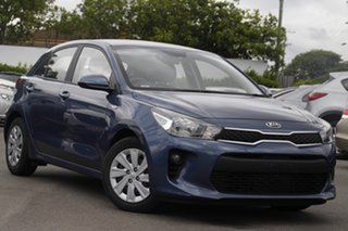 2019 Kia Rio YB MY19 S Blue 4 Speed Sports Automatic Hatchback