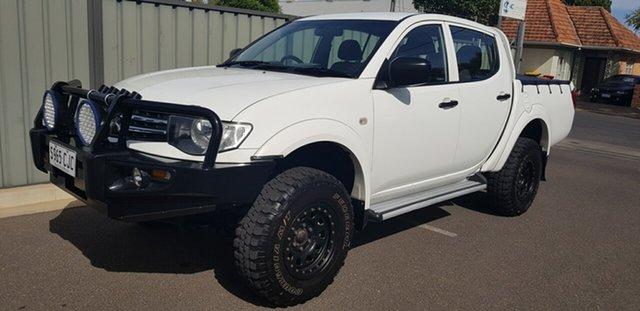Used Mitsubishi Triton MN MY12 GLX (4x4) Prospect, 2013 Mitsubishi Triton MN MY12 GLX (4x4) 5 Speed Manual 4x4 Double Cab Utility