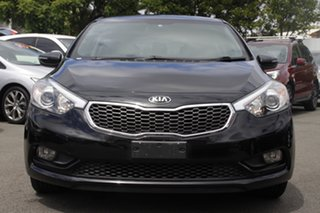 2014 Kia Cerato YD MY15 S Premium Black 6 Speed Sports Automatic Hatchback