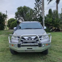 2012 Foton Tunland P201 Luxury Silver 5 Speed Manual Utility