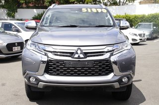 2019 Mitsubishi Pajero Sport QE MY19 Exceed Grey 8 Speed Sports Automatic Wagon.