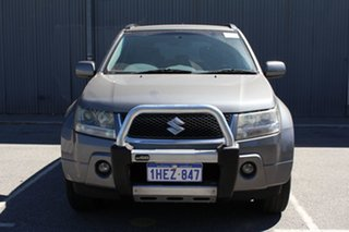 2006 Suzuki Grand Vitara JT (4x4) Grey 4 Speed Automatic Wagon.