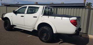 2013 Mitsubishi Triton MN MY12 GLX (4x4) 5 Speed Manual 4x4 Double Cab Utility