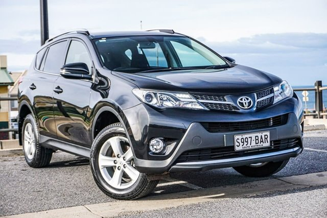 Used Toyota RAV4 ZSA42R MY14 GXL 2WD Christies Beach, 2014 Toyota RAV4 ZSA42R MY14 GXL 2WD Black 7 Speed Constant Variable Wagon