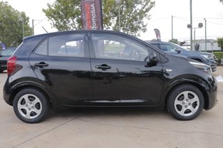 2018 Kia Picanto JA MY18 S Black 4 Speed Automatic Hatchback