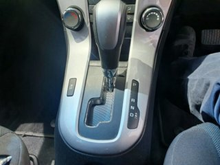 2013 Holden Cruze JH Series II MY13 CD Blue 6 Speed Sports Automatic Hatchback