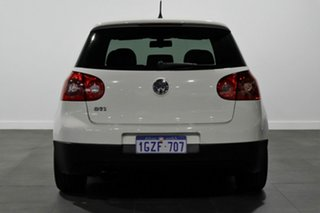 2009 Volkswagen Golf V MY09 GTI DSG White 6 Speed Sports Automatic Dual Clutch Hatchback