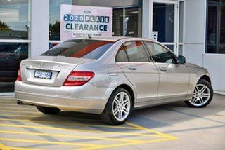 2007 Mercedes-Benz C-Class W204 C220 CDI Avantgarde Beige 5 Speed Automatic Sedan