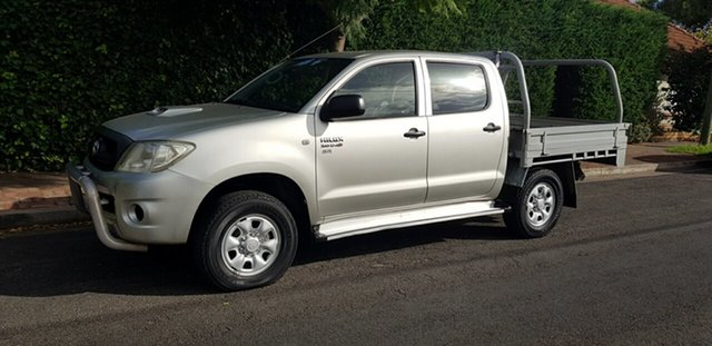 Used Toyota Hilux KUN26R 07 Upgrade SR (4x4) Prospect, 2008 Toyota Hilux KUN26R 07 Upgrade SR (4x4) 5 Speed Manual Dual Cab Pick-up