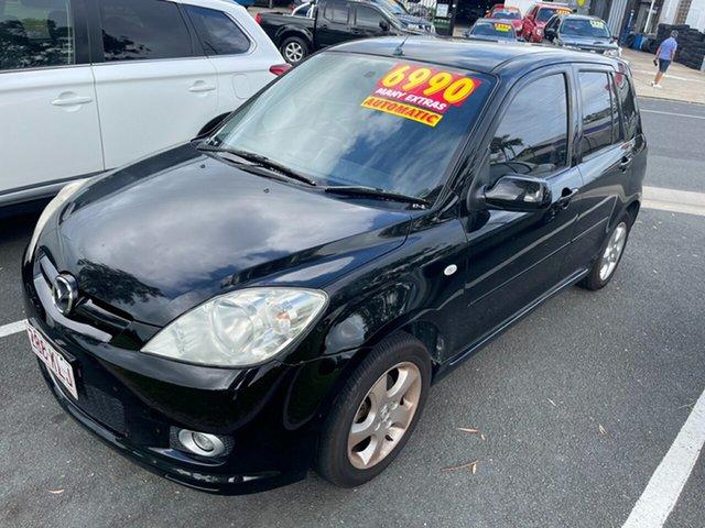 Used Mazda 2 DE10Y1 Genki Clontarf, 2007 Mazda 2 DE10Y1 Genki Blue 4 Speed Automatic Hatchback