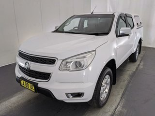 2015 Holden Colorado RG MY15 LTZ Crew Cab 4x2 White 6 Speed Sports Automatic Utility.