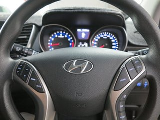 2015 Hyundai i30 GD3 Series II MY16 Active White 6 Speed Sports Automatic Hatchback