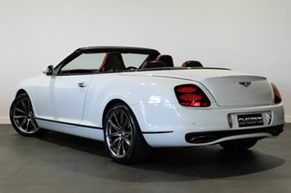 2011 Bentley Continental 3W MY11 Supersports White 6 Speed Sports Automatic Convertible