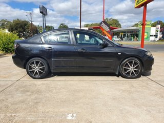 2006 Mazda 3 BK10F1 Neo Black 5 Speed Manual Sedan