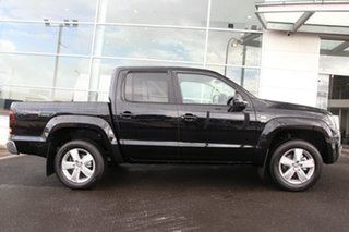 2020 Volkswagen Amarok 2H MY21 TDI550 4MOTION Perm Sportline Deep Black Pearl Effect 8 Speed