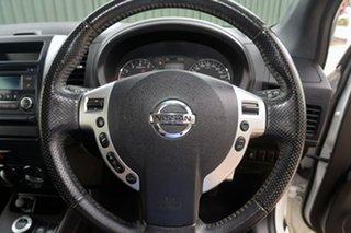 2013 Nissan X-Trail T31 Series V ST White 6 Speed Manual Wagon